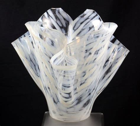floreros vidrio monterrey fused glass vase monterrey made to order vitrofusion