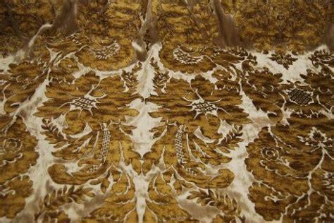Regency Stripe Upholstery Fabric Osts114 Regency Silk Cut Velvet Leatherized Damask