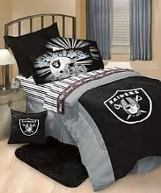 oakland raiders comforter and sheet set free shipping