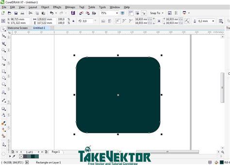 tutorial membuat typography coreldraw tutorial membuat flat design dan long shadow di coreldraw