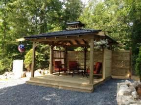 Outdoor Patio Gazebo 12x12 Outdoor Living Z N Cobb Builders