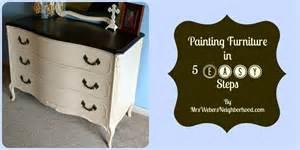 Painting Bedroom Furniture my 350 bedroom set painting furniture in 5 easy steps