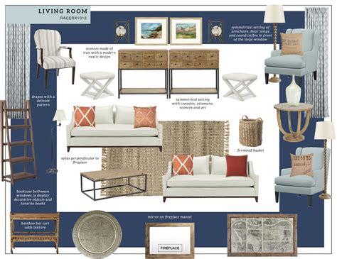 home decor design board steve s beach style living room decorilla