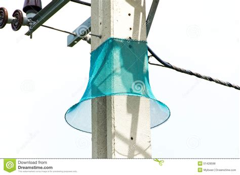 electric guard snake guard with electric post stock photo image 51428598