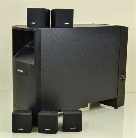bose acoustimass used speaker malaysia used home