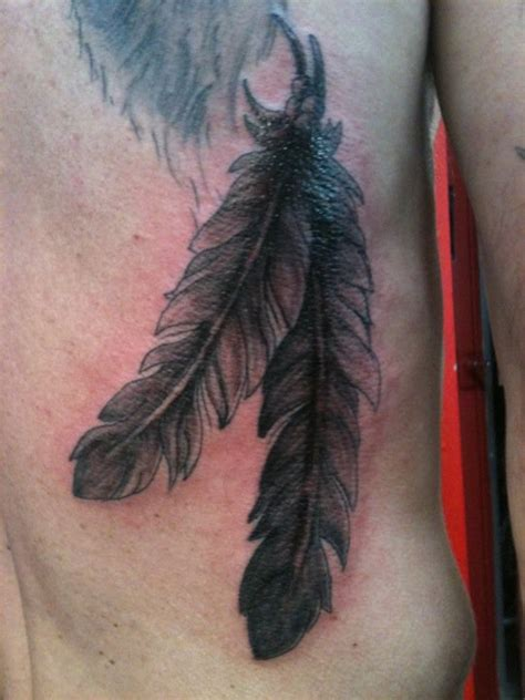 Feather Tattoo Gallery | feather tattoo tattoos photo gallery