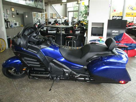 honda goldwing f6b for sale used 2015 honda gold wing f6b deluxe gl1800bd