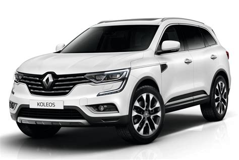 2017 renault koleos qm6 launched in korea with 2 0 dci