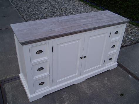 dressoir 160 breed fleur dressoir landelijk 160 cm mav 233 rus meubelen