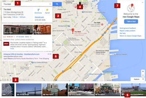 design in google maps vers un nouveau design pour google maps