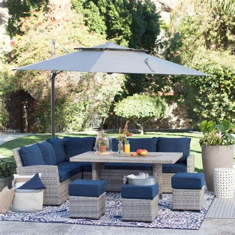 outdoor sofa dining set best 25 patio dining ideas on pinterest patio outdoor