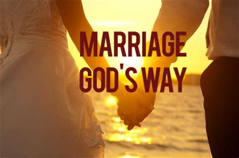 marriage god s way a biblical recipe for healthy joyful centered relationships books marriage god s way bible study visuals