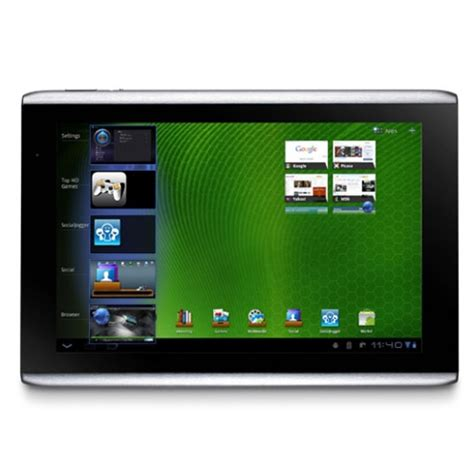 Baterai Tablet Acer Iconia acer iconia tab a500 price specifications features