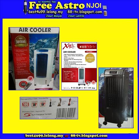 Kipas Humidifier kipas air cooler conditioner conditi end 7 31 2017 9 15 am