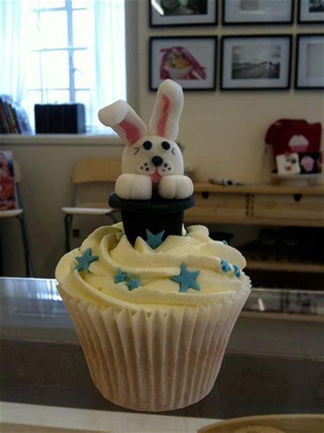 Clydes Cupcake Magic Magic Themed Bunny  Ee  Birthday Ee