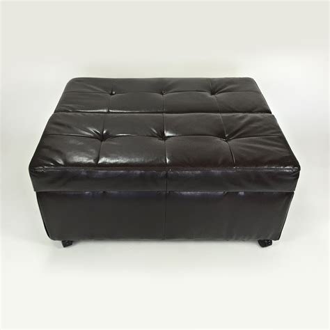 bobs furniture storage ottoman bob s on a budget