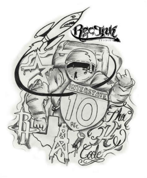 h town tattoo designs tha h code by rec htown tattoos by txrec on deviantart
