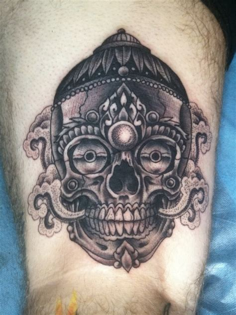 mayan tattoo mayan skull best design ideas
