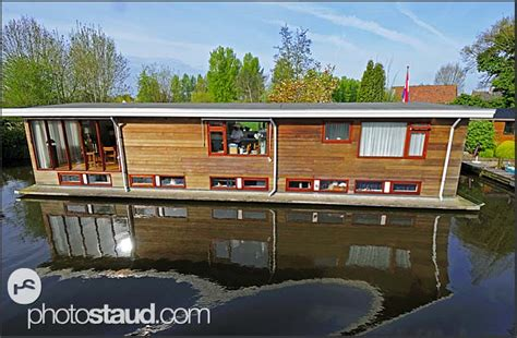 dutch house boat houseboats along dutch canals netherlands canal sailing the netherlands europe