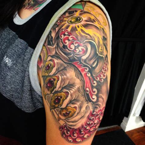 japanese tattoo orange county orange county tattoo artist rafael barragan black and