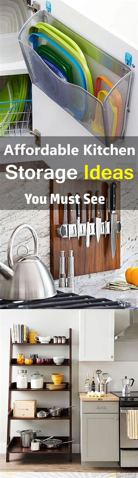 organized kitchen ideas affordable kitchen storage ideas to organize kitchen well