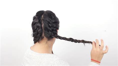 wikihow braid 3 ways to do a grecian braid wikihow