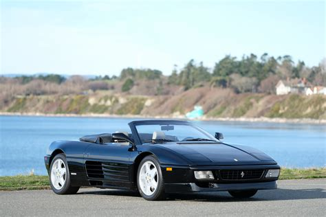 348 spider for sale 1994 348 spider for sale silver arrow cars ltd