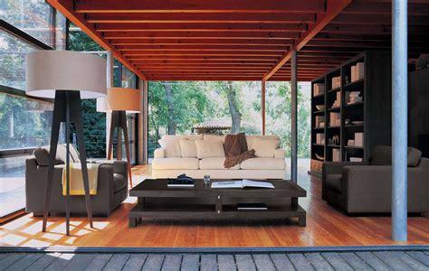 Sofa Hitam Putih cara desain inspirasi ruang tamu modern dan mewah part 2 3