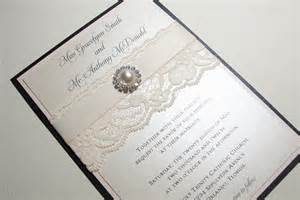 wedding invitations handmade pearl wedding accessories handmade etsy wedding finds invitations 2 onewed