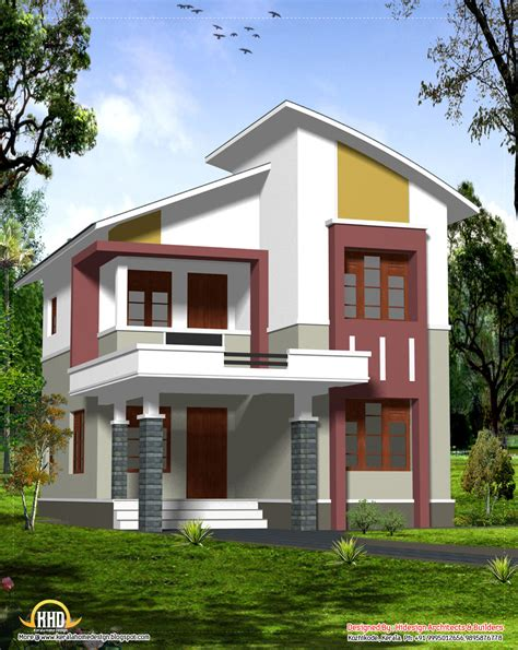 Small In Home Small Budget House Plans In India