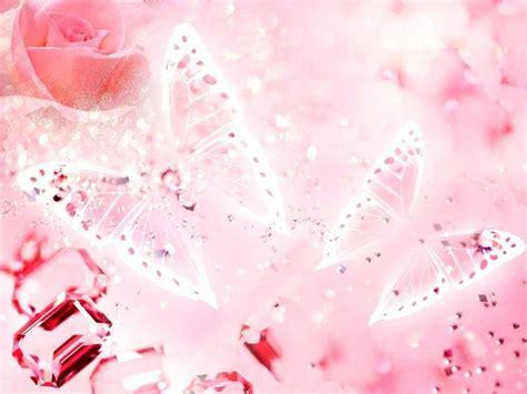 background wedding keren pink butterfly backgrounds wallpaper cave