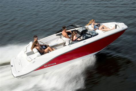 boats like scarab scarab 215 blast off on a jet boat boats