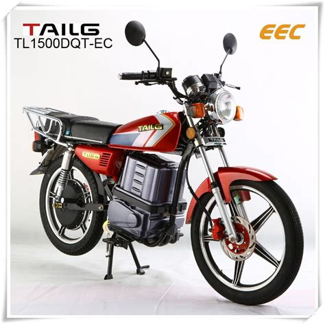 Elektro Motorrad China by Electric Motorcycle Made In China Tailg Moped Scooter