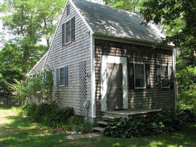 Saltbox Cottage by Wellfleet Salt Box Cottage Homeaway Wellfleet