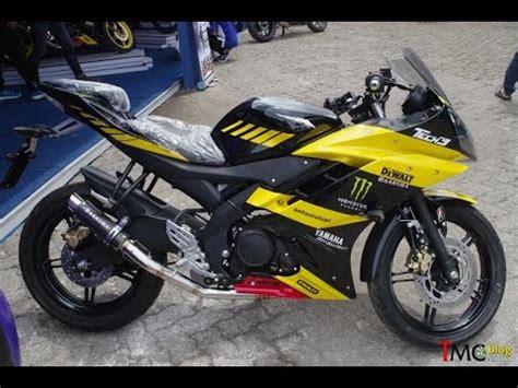 Decal Yamaha R15 V3 New All 2017 6 yamaha r15 movistar special edition motogp motor yamah