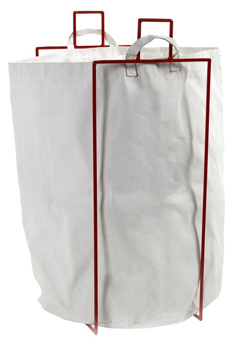 Laundryholder Laundry Basket Removable Bag Red By Serax Laundry With Removable Bag