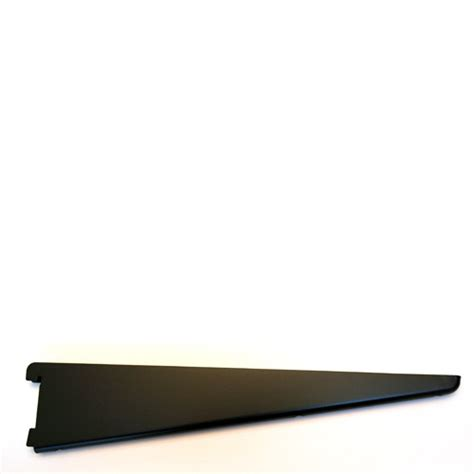 Shelf Track by Twintrack Bracket Black 360mm Mastershelf