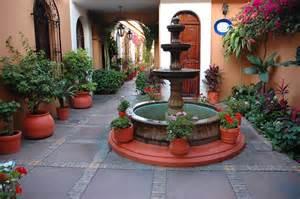 patios mexicanos by alejandraferrar on pinterest mexican