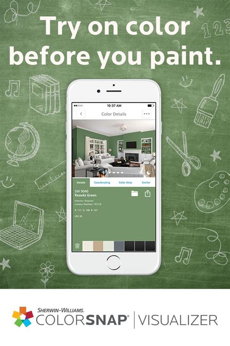 paint color app 188 best images about colorsnap system for painting on