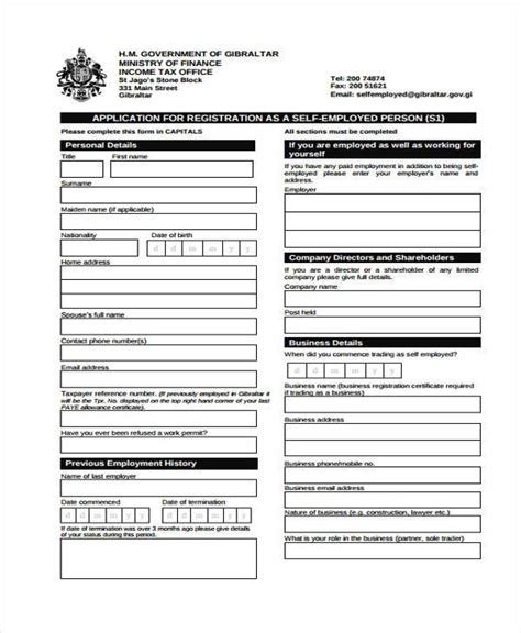 employment forms template employment form templates