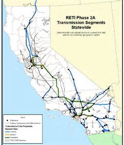 calif transmission plan looks to connect renewable energy