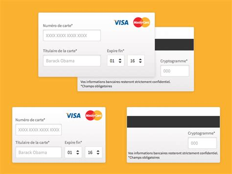 Credit Card Web Template Credit Cards Form Sketch Freebie Free Resource For Sketch Sketch App Sources