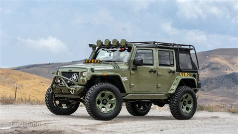 rugged jeep 2014 jeep wrangler rubicon by rugged ridge review autoevolution