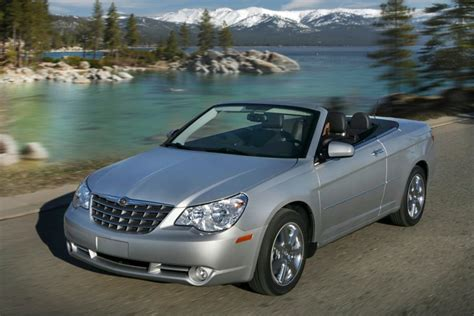 convertible models chrysler sebring convertible models price specs reviews