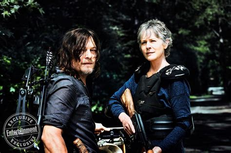 imagenes nuevas the walking dead clip de la octava temporada de the walking dead