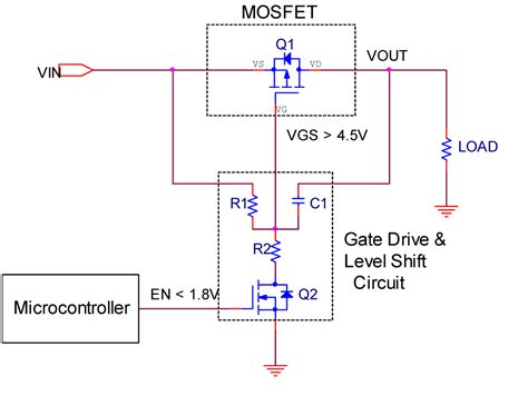 transistor fet switch integrated or discrete load switch which one should you use part 2 of 2 edn