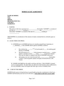 free template for lease agreement lease agreement 6 free templates in pdf word