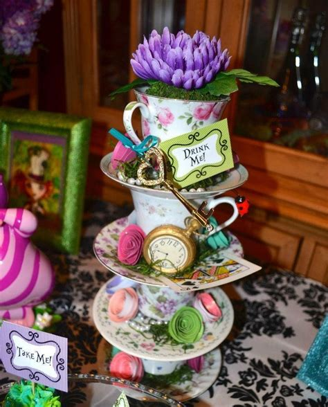 mad hatter baby shower decor decor and ideas