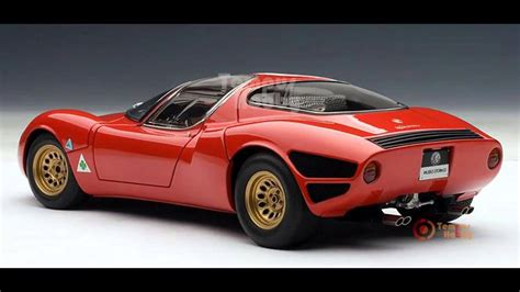 Alfa Romeo Tipo 33 by Alfa Romeo Tipo 33 Stradale The Best Sports Cars