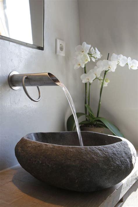 Rocks In Bathroom Sink 70 Creative Bathroom Sinks And Design